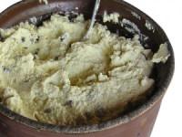 Tartine cu pasta de sunca