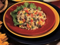Salata mexicana cu paste