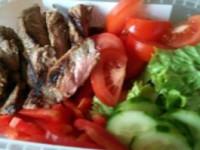 Salată cu carne de viţel