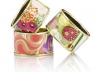 O paletă romantică de culori opulente ce încântă simţurile!
