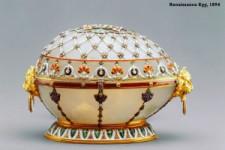 Fabergé – Rennaisance Egg