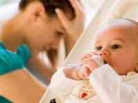 De ce apare depresia postnatală şi cum scăpăm de ea