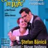 Veselie şi bună-dispoziţie în Desculţ în parc cu Diana Cavallioti şi Ştefan Bănică