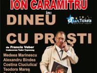 DINEU CU PROŞTI – două reprezentaţii la Teatrul Tineretului pe 29 şi 30 iunie