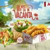 KFC îţi aduce gusturi #caînvacanţă