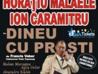 Stagiunea de la Palatul Naţional al Copiilor se reia pe 12 septembrie, cu spectacolul Dineu cu proşti