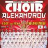 Ruşii ocupă Palatul – Corul Armatei Rosii Alexandrov în concert pe 9 octombrie la Bucureşti