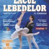 Lacul lebedelor se va juca pe 16 decembrie la TNB, pentru a treia oară în această iarnă!