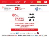 "Festivalul Internațional de Film Economic ""All About Economy"""