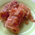 Cabbage Rolls recipe