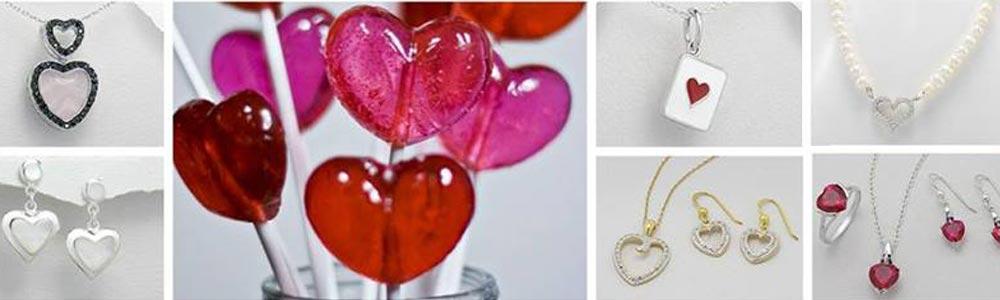 Valentine Day bijoux