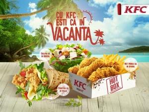 KFC noutati