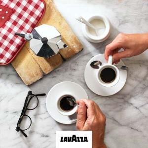 consum cafea lavazza