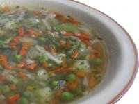 Supa milaneza de legume