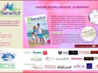 Invitaţie gratuită eveniment lansare oficială revista 10beneficii