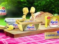 Noua Rama mit Butter – legătura gustoasă dintre Rama şi unt, care aduce un plus de savoare la masă