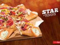 O nouă inovaţie la Pizza Hut: blatul Star of flavors