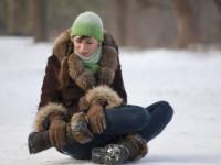 Pericole pentru organism în perioada de iarnă cauzate de frig, gheaţă şi zăpadă