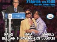 NEMURITORUL – premieră cu RADU BELIGAN şi MAIA MORGENSTERN