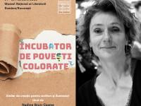 Incubatorul de povești colorate: atelier de creaţie pentru scriitori şi ilustratori
