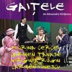 spectacol Gaitele